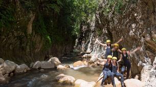 Canyoning-Kalamata-River Trekking in Neda, Kalamata-6