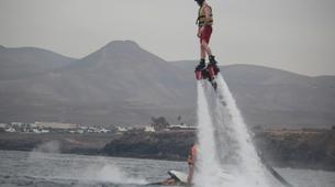 Flyboard/Hoverboard-Puerto del Carmen, Lanzarote-Sessions de Flyboard à Puerto del Carmen, Lanzarote-3