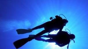 Plongée sous-marine-Malte-PADI Open Water Diver in Exiles Bay, Malta-3