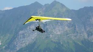 Hang gliding-Annecy-Baptême de Deltaplane à Annecy-9