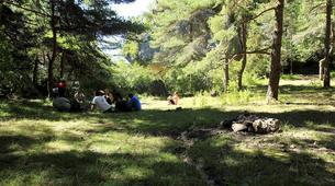 Entrenamiento de supervivencia-Millau-Stage de Survie dans la Vallée du Tarn, Millau-5