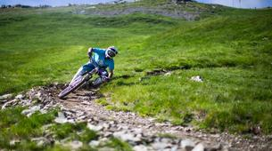 VTT-Cauterets-VTT de Descente au Bike Park de Cauterets-3
