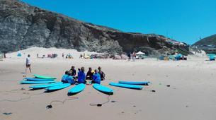 Surf-Lagos-Surfing Day Trip for children in Luz near Lagos-4