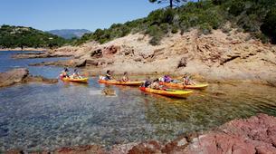 Kayak de mer-Porto Vecchio-Randonnée Kayak de Mer à Pinarello près de Porto Vecchio-2