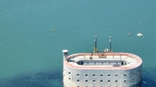 Helicoptère-La Rochelle-Vol en Hélicoptère au-dessus de Fort Boyard, La Rochelle-1