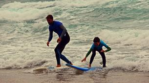 Surf-Lagos-Surfing Day Trip for children in Luz near Lagos-3