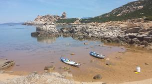 Sea Kayaking-Propriano-Sea Kayaking in the bay of Campomoro, Corsica-3