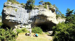 Entrenamiento de supervivencia-Millau-Stage de Survie dans la Vallée du Tarn, Millau-1