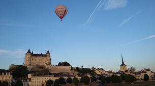 Hot Air Ballooning-Saumur-Hot air balloon flight over Saumur near Tours-2