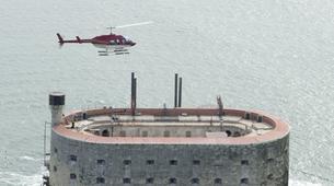 Helicoptère-La Rochelle-Vol en Hélicoptère au-dessus de Fort Boyard, La Rochelle-4