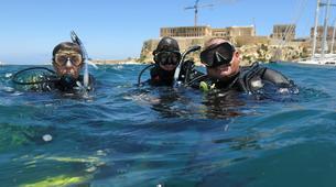 Plongée sous-marine-Malte-Discover Scuba Diving course in Sliema, Malta-1
