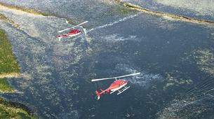 Helicoptère-La Rochelle-Vol en Hélicoptère au-dessus de Fort Boyard, La Rochelle-3