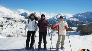 Raquette à Neige-Province Huesca-Randonnée Raquettes dans la Vallée de Tena, Huesca-3