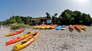 Kayak de mer-Porto Vecchio-Randonnée Kayak de Mer à Pinarello près de Porto Vecchio-5