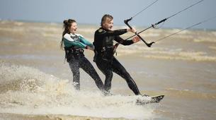Kitesurfing-Rye-Kitesurfing courses on Camber Sands Beach near Rye-1