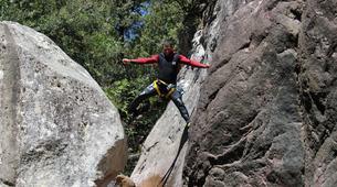 Canyoning-Aiguilles de Bavella-Canyon de la Purcaraccia à Bavella, Corse-3
