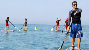 Stand up Paddle-La Tranche sur Mer-Stand up paddle sessions in La Tranche sur Mer-4