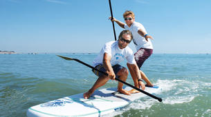 Stand up Paddle-La Tranche sur Mer-Stand up paddle sessions in La Tranche sur Mer-3