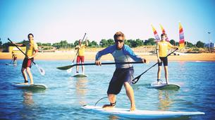Stand up Paddle-La Tranche sur Mer-Stand up paddle sessions in La Tranche sur Mer-6