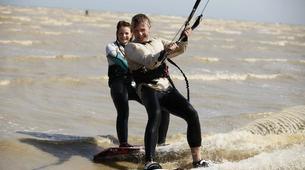 Kitesurfing-Rye-Kitesurfing courses on Camber Sands Beach near Rye-2