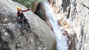 Canyoning-Aiguilles de Bavella-Canyon de Pulischellu à Bavella, Corse-1