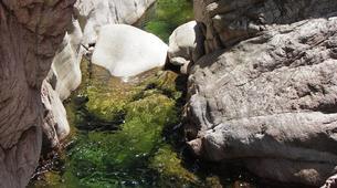 Canyoning-Aiguilles de Bavella-Canyon Sportif de la Vacca à Bavella, Corse-8