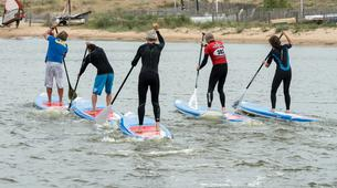 Stand up Paddle-La Tranche sur Mer-Stand up paddle sessions in La Tranche sur Mer-2