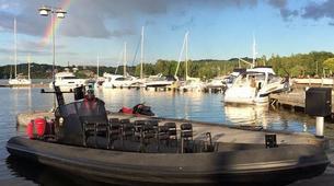 Jet Boat-Stockholm-RIB speedboat tour in Stockholm-5