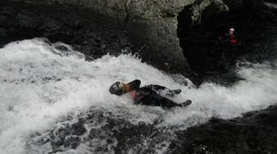 Canyoning-Rivière Sainte-Suzanne-Canyon Sainte Suzanne sur l'île de La Réunion-6