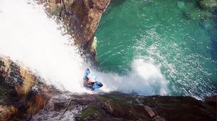 Canyoning-Ariege-Canyon de Marc en Haute Ariège-2