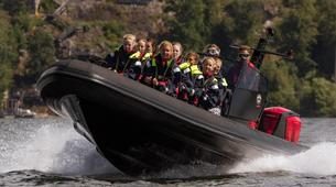 Jet Boat-Stockholm-RIB speedboat tour in Stockholm-6
