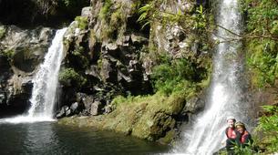 Canyoning-Rivière Sainte-Suzanne-Canyon Sainte Suzanne sur l'île de La Réunion-2