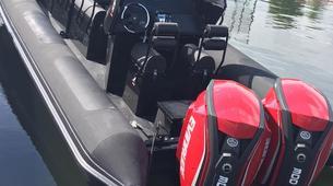 Jet Boat-Stockholm-RIB speedboat tour in Stockholm-4
