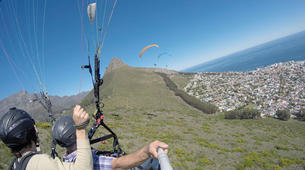 Paragliding-Cape Town-Tandem paragliding near Table Mountain in Cape Town, South Africa-2
