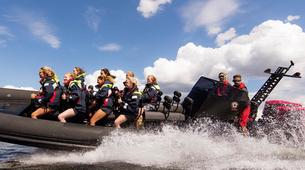 Jet Boat-Stockholm-RIB speedboat tour in Stockholm-1