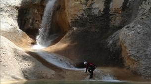 Canyoning-Ariege-Canyon de Marc en Haute Ariège-1