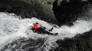 Canyoning-Rivière Sainte-Suzanne-Canyon Sainte Suzanne sur l'île de La Réunion-5