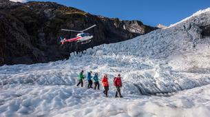 Helicopter tours-Franz Josef Glacier-Franz Josef Glacier heli hiking excursion-3