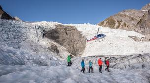 Helicopter tours-Franz Josef Glacier-Franz Josef Glacier heli hiking excursion-5
