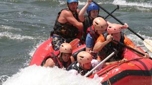 Rafting-Jinja-Rafting down the White Nile River near Jinja, Uganda-2
