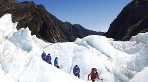 Helicopter tours-Franz Josef Glacier-Franz Josef Glacier heli hiking excursion-1