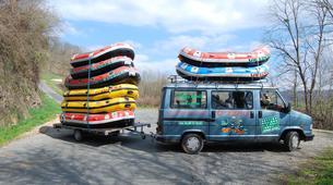 Rafting-Bidart-Descente en Rafting de la Nive à Bidarray près de Biarritz-4