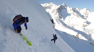 Freeride-Avoriaz, Portes du Soleil-Backcountry skiing day trip in the Portes du Soleil-2