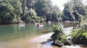 Rafting-Bidart-Descente en Rafting de la Nive à Bidarray près de Biarritz-6