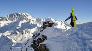 Freeride-Avoriaz, Portes du Soleil-Backcountry skiing day trip in the Portes du Soleil-1