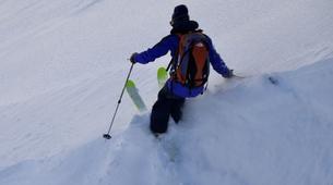 Freeride-Avoriaz, Portes du Soleil-Backcountry skiing day trip in the Portes du Soleil-3