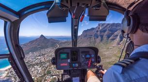 Helicopter tours-Cape Town-Atlantic Coast Scenic Flight near Cape Town-3
