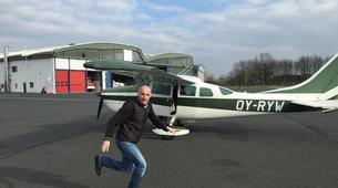 Skydiving-Le Havre-Tandem Skydive between Etretat and Le Havre-4