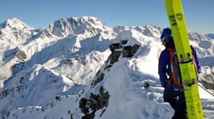 Freeride-Avoriaz, Portes du Soleil-Backcountry skiing day trip in the Portes du Soleil-5