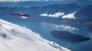 Heliesquí-Queenstown-3 to 10 run Heli-skiing excursions from Queenstown-4